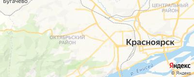 Трушкова Любовь Петровна, адрес работы: г Красноярск, ул Курчатова, д 17