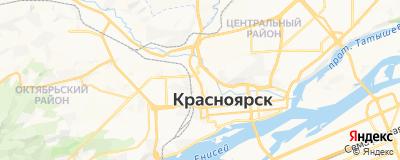 Хребтова Лариса Александровна, адрес работы: г Красноярск, ул Маерчака, д 18