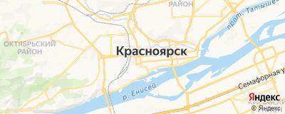 Утенкова Светлана Алексеевна, адрес работы: г Красноярск, ул Ленина, д 149