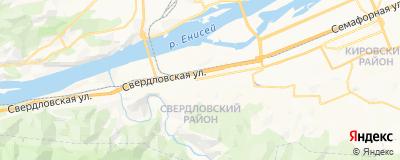 Захваев Александр Евгеньевич, адрес работы: г Красноярск, ул 60 лет Октября, д 26