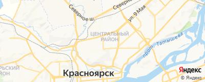 Козлова Анна Викторовна, адрес работы: г Красноярск, ул Чернышевского, д 75