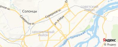 Лохман Андрей Викторович, адрес работы: г Красноярск, ул Алексеева, д 8
