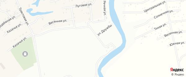 Улица Лямур на карте Дачное некоммерческое партнерство ЕсауловоСити с номерами домов