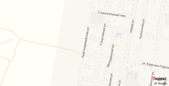 Красноармейская улица в Туране с номерами домов на карте. Спутник и схема онлайн