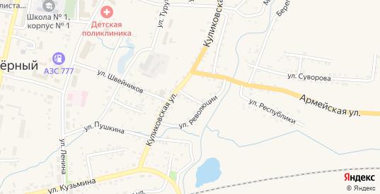 Улица Матросова в Заозерном с номерами домов на карте. Спутник и схема онлайн