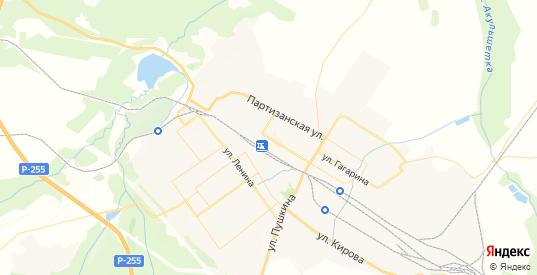 Карта Тайшета с улицами и домами подробная. Показать со спутника номера домов онлайн