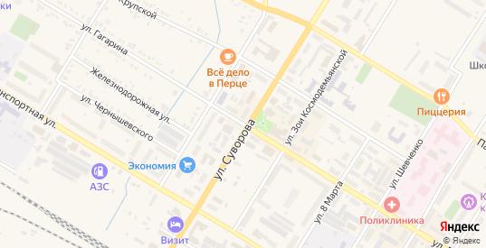 Улица Гагарина в Тайшете с номерами домов на карте. Спутник и схема онлайн