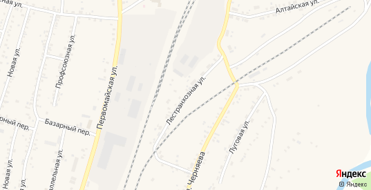 Лестранхозная улица в Алзамае с номерами домов на карте. Спутник и схема онлайн