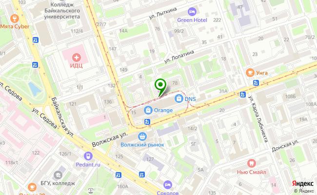 Сбербанк Иркутск проезд Ербанова 6 карта