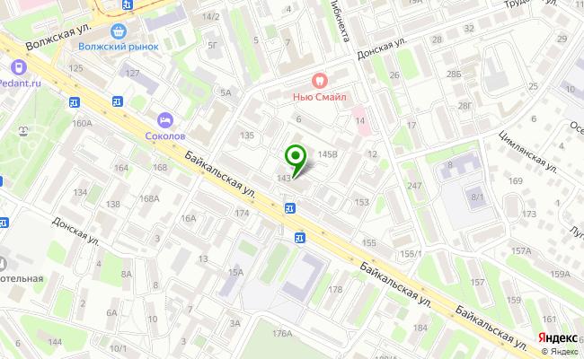 Сбербанк Иркутск ул. Байкальская 143 карта
