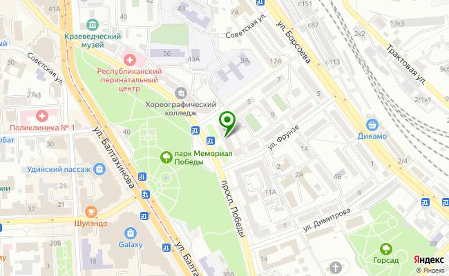 Сбербанк Улан-удэ проспект Победы 10 карта