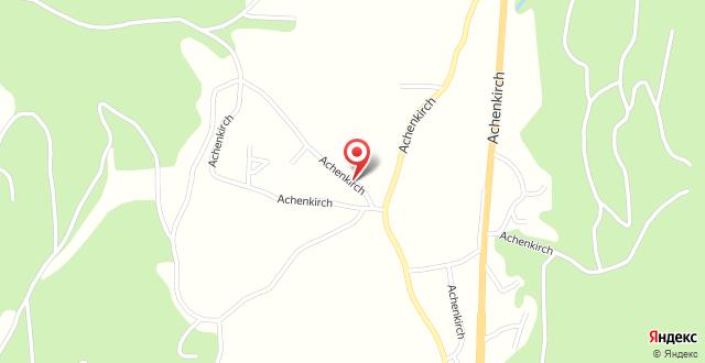 Appartementhaus Sunshine на карте