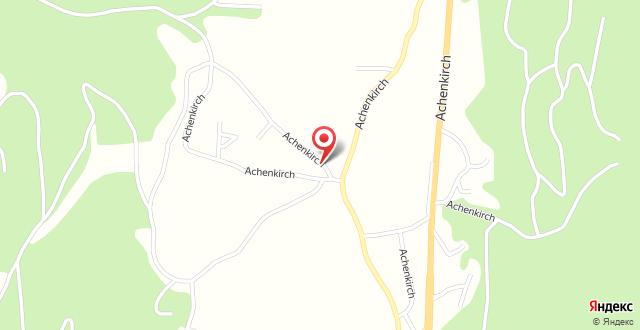 Haus Christlum на карте