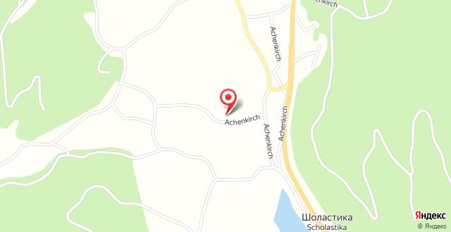 Apartments Luxner на карте