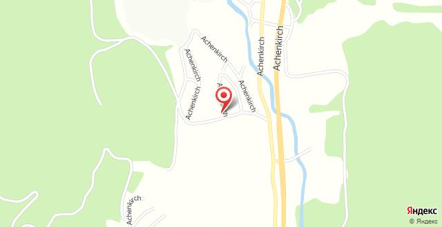 Pension-Appartements Waldruh на карте
