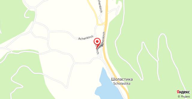 Das Landhaus am See на карте