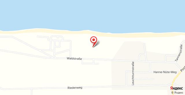 Duenengarten-Seesternchen-9841 на карте