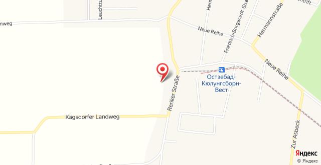 Ferienanlage-Reriker-Strasse-Billabong-909 на карте