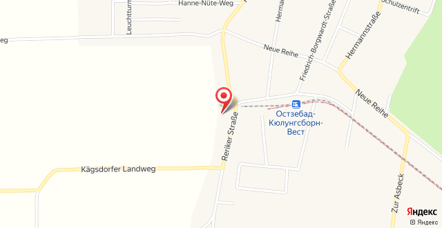 Ferienanlage-Reriker-Strasse-Nest-am-Meer-118 на карте