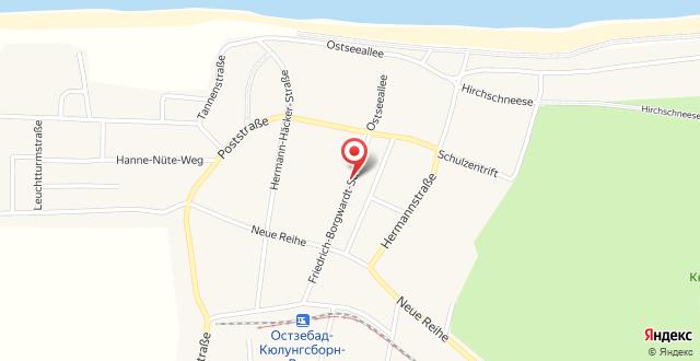 Appartementhaus Plueckhahn на карте