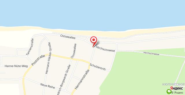 Apartmentanlage-Ostseeblick-9692 на карте