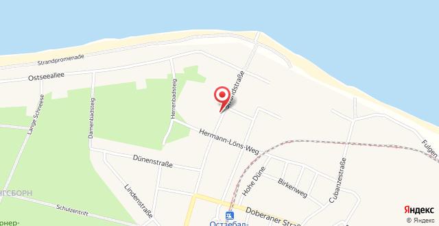 Appartementhaus Laguna на карте
