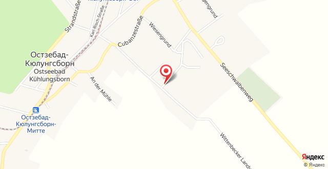 Appartement-Wiesengrund-9741 на карте