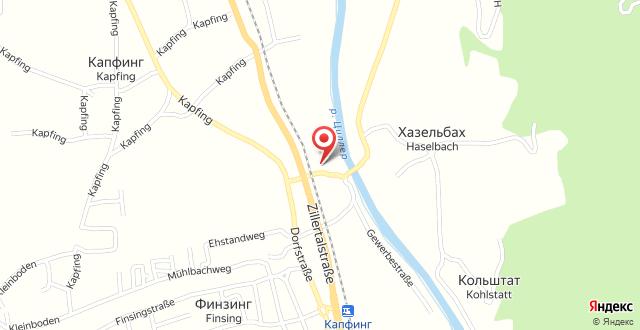 Aparthotel Giessenbach на карте