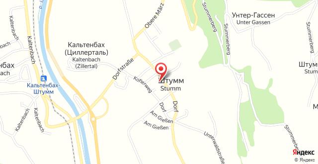 Hotel Tipotsch на карте