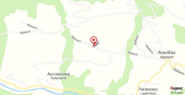 Aussermooserhof на карте