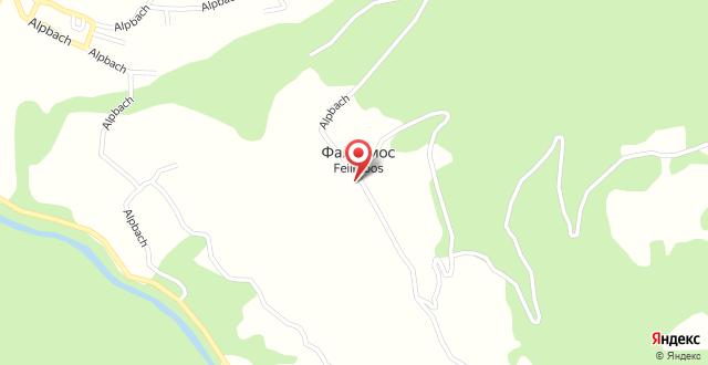 Alpengasthof Rossmoos на карте