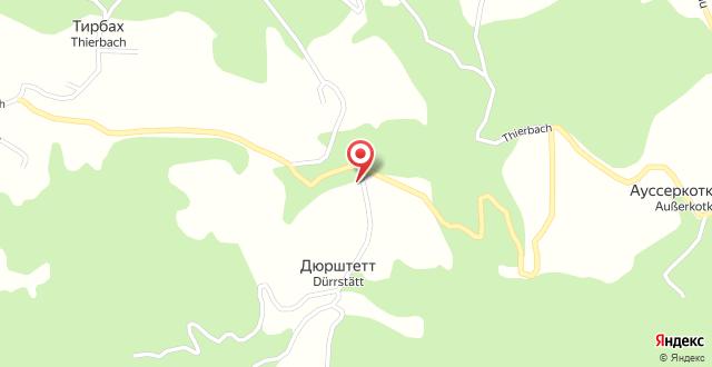 Gasthof Almhof на карте