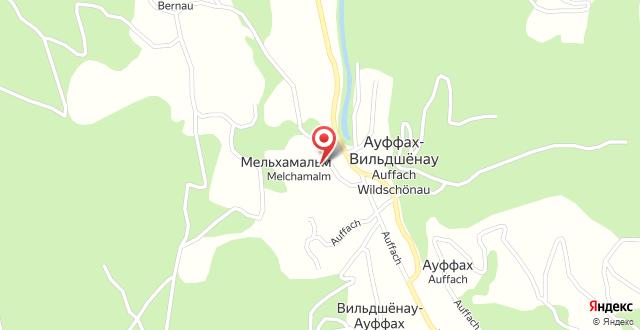 Hotel Sun Valley на карте