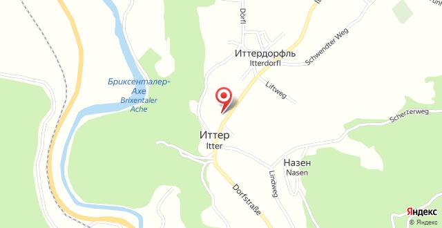 Sporthotel Tirolerhof на карте