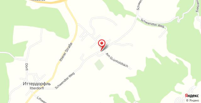 Haus Jochblick Familie Loinger на карте
