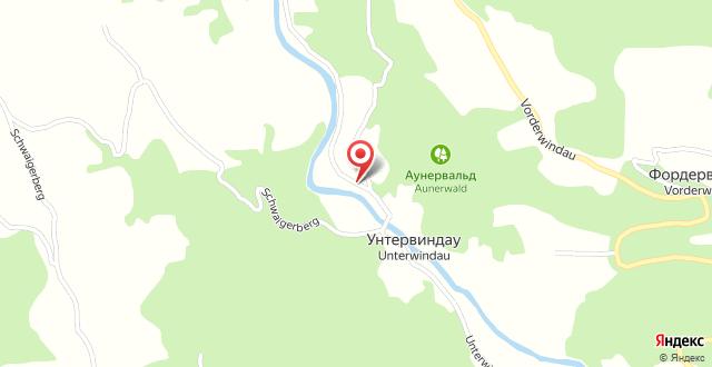 Gasthof Lendwirt на карте