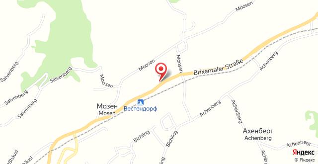 Gasthof Aschenwald на карте