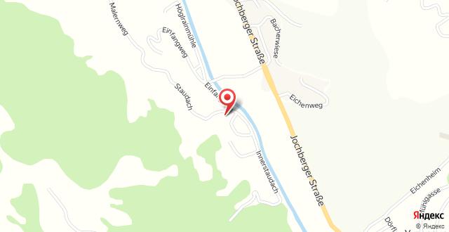Chalet Apartements Toni на карте