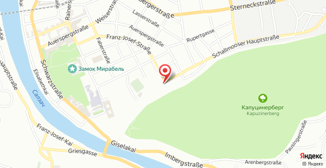 Apartments Wolf Dietrich на карте