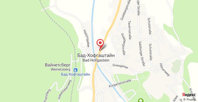 Appartementhaus Alpina на карте