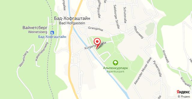Villa St. Georg на карте