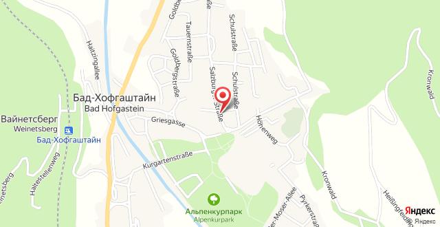 Ferienappartements Brandner на карте