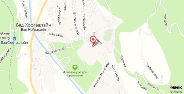 Appartementhaus Aurora на карте