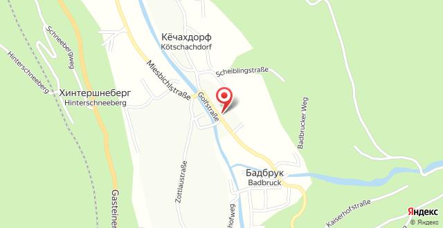 CESTA GRAND Aktivhotel & Spa на карте