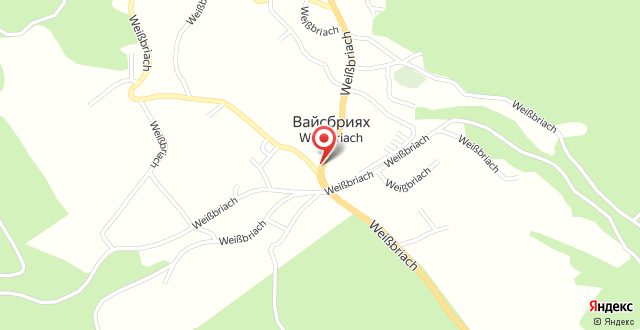 Hotel Brunnwirt на карте