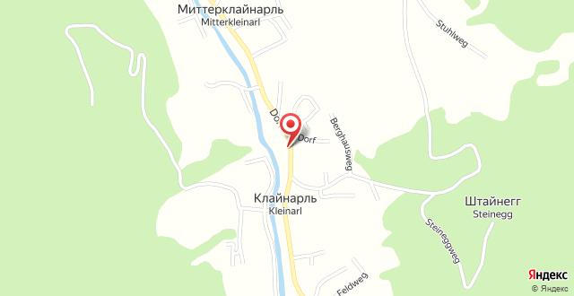 Appartement Viehhauser на карте
