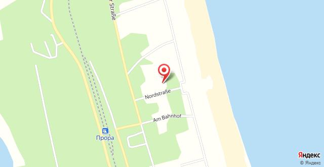 Haus Düne31 на карте
