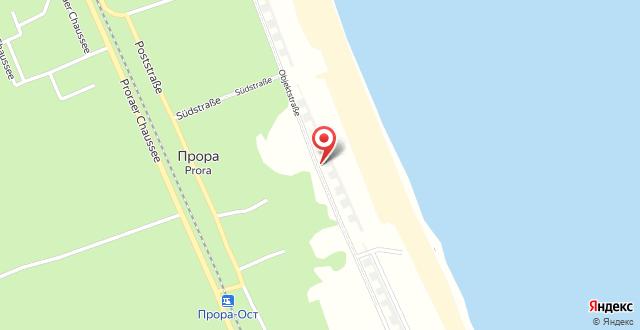 Haus Verando – Apartment Meeresrauschen на карте