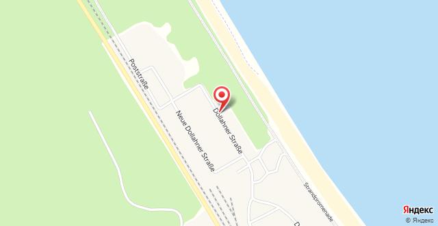 Seehotel BINZ-THERME Rügen на карте