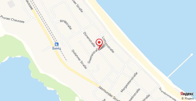 Apartmenthaus Kleiner Falke на карте
